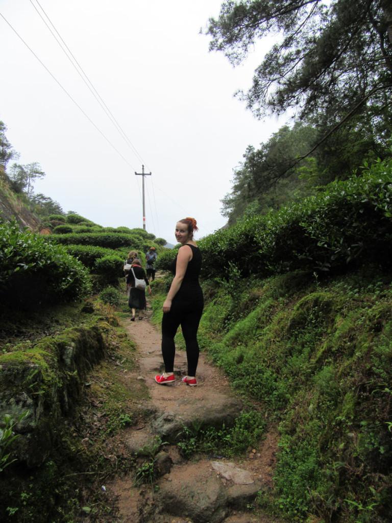 Wuyi v celé kráse - i Alča :)